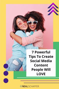 To make a lasting impression you need to create social media content that captures the minds and hearts of your viewers. Here are 7 tips to help you. Facebook Marketing, Content Marketing, Social Media Marketing, Types Of Social Media, Social Media Content, Create A Poll, Twitter Tips, Word Of Mouth, Find People