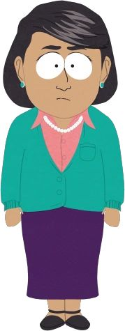 Mrs. Hakeem | South Park Archives | Fandom