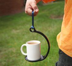 SpillNot: A Spill Proof Coffee Mug Holder