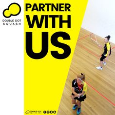 Partner with us to help grow squash and help us get people active and enjoying squash, while supporting your business! We partner with various people, clubs, companies, businesses, brands, and organisations to help grow squash and our programme while providing value back to our partners. We deliver squash services to thousands of people each year through our club, school, and community programmes. - Please get in touch for further details on how we could work together… Train Group, Double Dot, Red Beach, Ways Of Learning, Best Player, Looking Forward To Seeing, Total Body, How To Introduce Yourself, Athletes