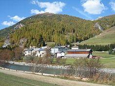 Madulain, Switzerland