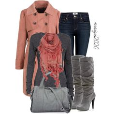 winter outfit ideas. LOVE