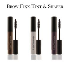 Our tinted water resistant gel helps brows appear more dense.