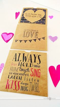 Adorable CD covers to put together a playlist of love songs for Valentine's day. www.TheDatingDivas.com