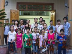 Rock, Paper, Scissors Children's Fund - Our goal is to provide learning opportunities for young Vietnamese students through our art and music programs, buying bikes for girls and supporting them through school, as well as providing support for women and families.