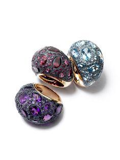 Pomellato precious rings