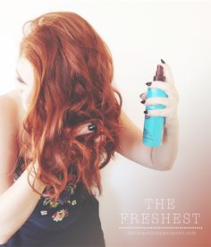 The 7 best products to keep those curls and waves super FRESH after the first day...
