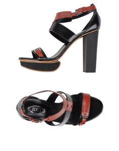 TOD'S Sandali Per donne alte e curvy For tall and curvy ladies Richiedi il tuo PROMOCODE ask for your PROMOCODE