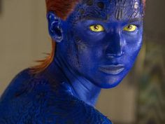 You are most like Mystique! Mystique is a mutant metamorph. She can psionically shift the atoms and molecules of her body and of whatever clothing she is wearing so as to change her and its appearance. As a result she can cause herself to look and sound like an exact duplicate of any human, humanoid, or semi-humanoid being of either sex, wearing virtually any kind of clothing.