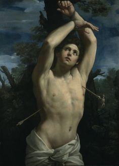 Guido Reni, San Sebastiano, 1640-1642