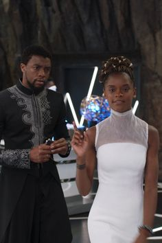 You Probably Missed This Funny Easter Egg in Black Panther, but It's Important