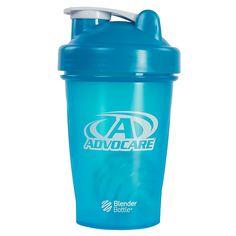 AdvoCare Aqua 20 oz. Blender Bottle | Accessories | Advocare Catalog | AdvoCare Apparel