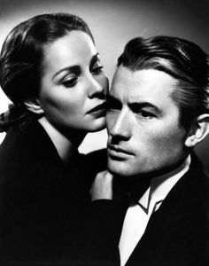 Alida Valli -  Gregory Peck