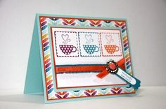 SAB 2013 - Patterned Occasions set  Mojo272