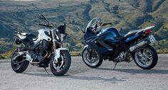 BMW Motorrad steigert Reichweite mit aktuellen F 800 R & F 800 GT BMW Galleries motorcycles