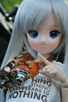 Smart Doll Chitose Shirasawa by 5777Hiroq