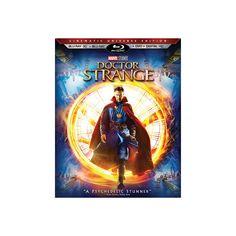 Marvel's Doctor Strange (3D + Blu-ray + Dvd + Digital)