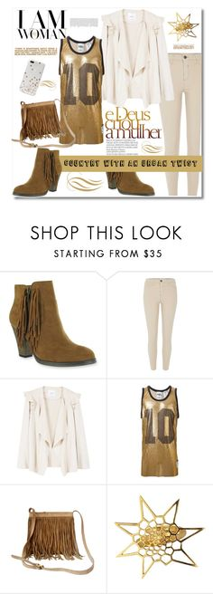 """""""Little bit Country, Little bit City"""" by lavendergal ❤ liked on Polyvore featuring MIA, River Island, MANGO, adidas Originals, Kate Spade and country"""