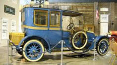 1911 Renault Town Car 4 by Jack_Snell, via Flickr
