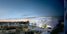 Gallery of Miba Architects' University of Cyprus Medical School Proposal Combines Lab and Social Space - 5