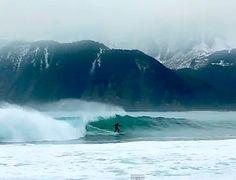 .........Surfing Alaska.