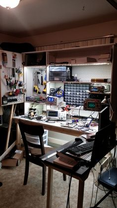 Whats your Work-Bench/lab look like? Post some pictures of your Lab. - Page 76