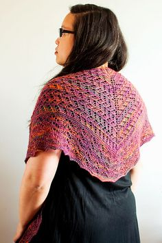 Ravelry: Willowdale pattern by Laura Chau, knit in Mountain Colors Louisa
