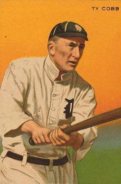 ty-cobb | Ty Cobb baseball card | wbryant | Flickr
