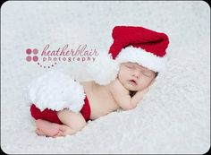 Baby Christmas Photos!