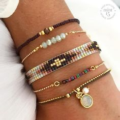 Pastelkleurtjes gecombineerd met donkerbruin ♡ ✧ www.mint15.nl ✧ —�—�—�—�—�—�—�—�— #fallwinter #fw2017 #bracelets #armbanden #bracelet #army #armygreen #handmadejewelry #jewelry #netherlands #bijoux #handmade #sieraden #sieradenwebshop #sieradenmerk #mint15 #jewelrywebshop #jewelrylabel #trend #jewelrymusthave #musthaves #armcandy #braceletset #armbandenset