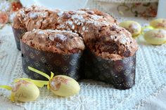 Colomba Pasquale Muffin, Breakfast, Food, Colombia, Morning Coffee, Essen, Muffins, Meals, Cupcakes