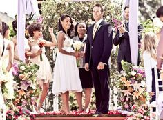 On the season premiere of 'HawthoRNe' tragedy struck and the staff was hit hard and left to cope. Michael Vartan, Season Premiere, Bridesmaid Dresses, Wedding Dresses, Tv Shows, Couples, Image, Google Search, Style