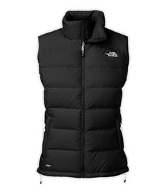 The North FaceWomen'sJackets & VestsVESTSWOMEN'S NUPTSE® 2 VEST. This is the sort of puffy vest I would like. Something very similar to this.