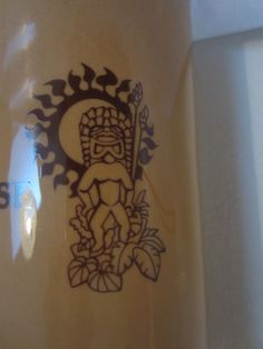 Vintage Paradise Cove Bamboo TIKI Mug HAWAII souvenir kitsch
