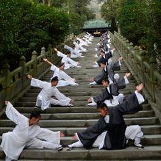 Wudang Daoyuan Internal Kungfu Academy--Nanyan Temple,Taichi,Bagua,Xingyi,Qigong