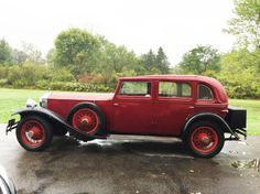 1930 Rolls-Royce Phantom II Maintenance/restoration of old/vintage vehicles: the material for new cogs/casters/gears/pads could be cast polyamide which I (Cast polyamide) can produce. My contact: tatjana.alic@windowslive.com