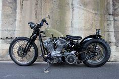 T-SPORT MOTORCYCLE / ハーレーダビッドソン 1989 EVOLUTION プロが造るカスタム 【STREET-RIDE】ストリートバイク ウェブマガジン