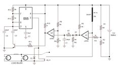 turn signal flashing units installed in automobiles have two basic functions i. Flasher and Lamp outage detection. These flashers are usually built with an IC like … Electronic Engineering, Circuit Projects, Circuit Diagram, The Unit