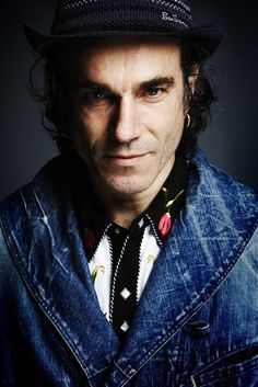 Daniel Day Lewis | Close-up portraits | Photography