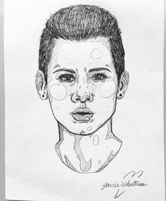 The OA. Art by janiewhateva Ian Alexander, The Oa, Films, Movies, Graphite, Supernatural, Fangirl, Sketch, Fandoms