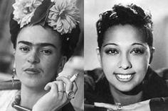 A Fabulous Romance – Frida Kahlo and Josephine Baker break down barriers