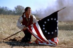 the patriot w/mel gibson... great movie...
