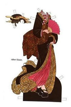 Image* 1500 Free Paper Dolls Arielle Gabriel's The International Paper Doll Society for Pinterest Paper Dolls pals *