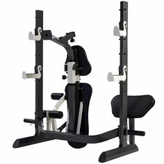 Tunturi Pure Compact Smith Machine Weight Bench With Folding Design Home The O 39 Jays And Compact