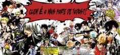 Katekyo Hitman Reborn 350 (Leitura Online) || Central de Mangás - Leitura Online de Mangás em Português