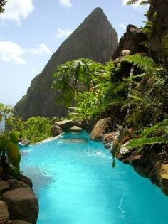 Ladera Resort, St. Lucia....