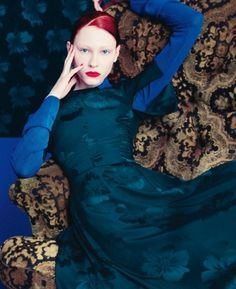 """The Collections"" by Erik Madigan Heck for Harper's Bazaar UK August 2015"