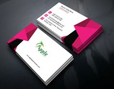 Pin by apple graphic studio on business card pinterest 3d how to design an eye catching business card in photoshop reheart Choice Image