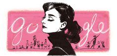 85.º aniversario del nacimiento de Audrey Hepburn 4 de may. de 2014