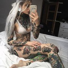 How many tattoos you have 😎🤗
